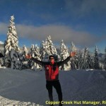 Copper-Creek-hut-Manager