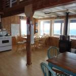 High Hut Interior